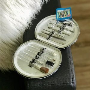 Manicure/Makeup Tool Set 🖤